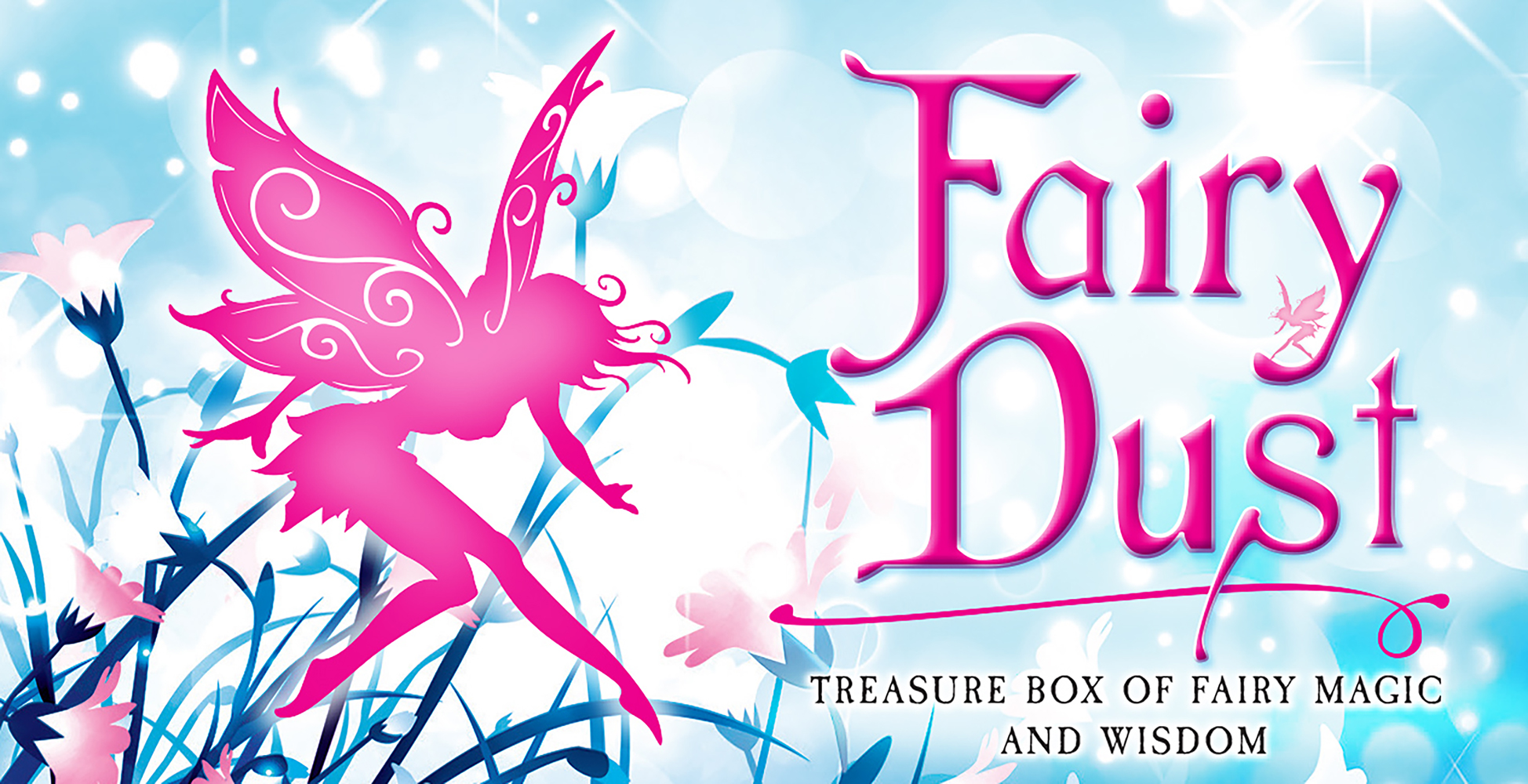 Oracle kits fairy dust cards a treasure box of fairy magic and wisdom 1595 as above and so below ancient fairy wisdom flows our pockets full of magic and dreams fandeluxe Choice Image